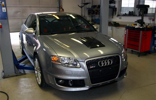 MTM Tuning RS4 Clubsport