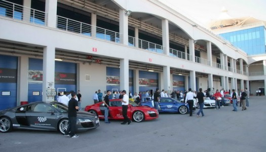 Audi Driving Experience 2009 Istanbul Park