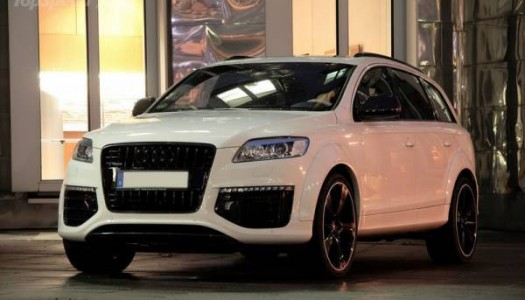 Anderson Germany Audi Q7 V12 TDI Family Edition