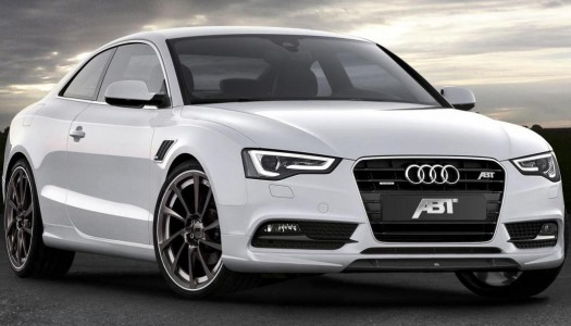 Abt modifiyeli Audi S5