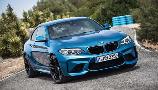 Yeni BMW M2 Coupe